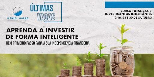 CURSO DE FINANÇAS E INVESTIMENTOS INTELIGENTES OUTUBRO