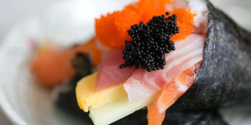 Hand Roll Sushi Party - Cooking Class by Cozymeal™