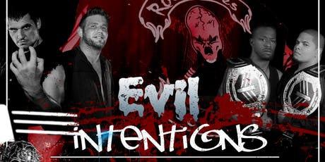 """Tampa Bay Pro Wrestling presents """"Evil Intentions"""" tickets"""