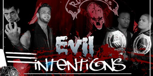 "Tampa Bay Pro Wrestling presents ""Evil Intentions"""