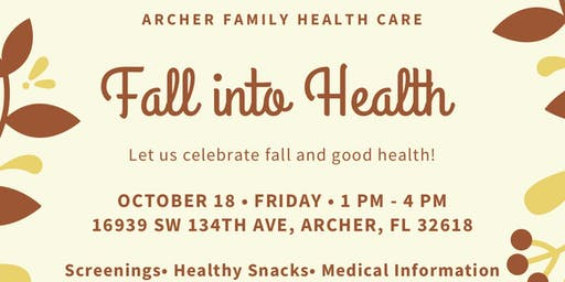 Fall into Health with Archer Family Health Care