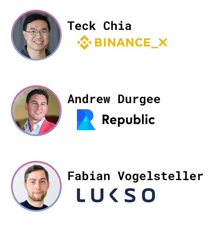Fundraising in 2020 - with Binance X, Republic and Lukso image