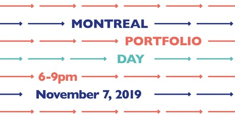 Montreal Portfolio Review Day 2019 billets