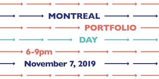 Montreal Portfolio Review Day 2019