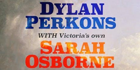 Dylan Perkons // Sarah Osborne // Brett Carter - Live at Vinyl Envy tickets