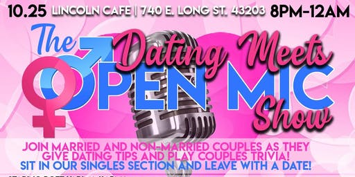 Dating Meets Open Mic Show