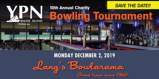 YPN Charity Bowling Tournament 2019