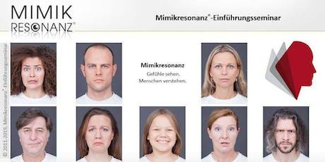 Mimikresonanz Einführungsseminar Tickets