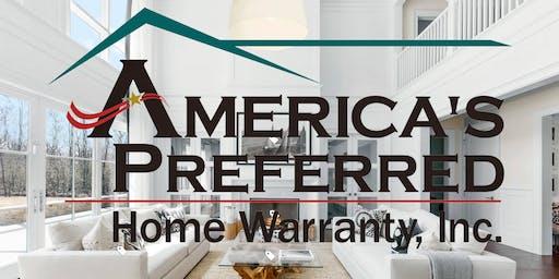 America's Preferred Home Warranty Lunch & Learn