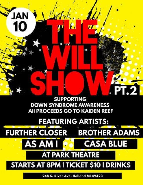 The WILL SHOW pt. 2