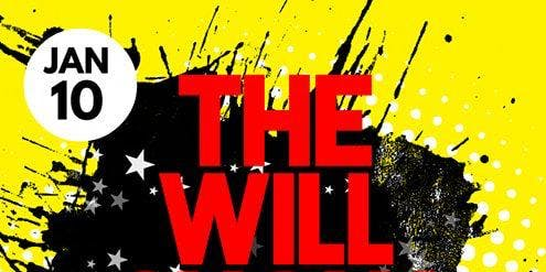 The WILL SHOW pt. 2 @ Park Theatre