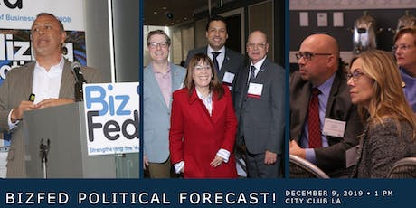 BizFed's 7th Annual Political Forecast Luncheon (MEMBERS ONLY) tickets