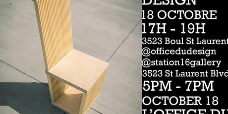 Office du Design  - VIP Launch Event @Station16 tickets