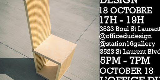 Office du Design  - VIP Launch Event @Station16