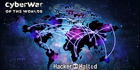 Hacker Halted Atlanta, GA IT Security Training and Conference 2020 tickets