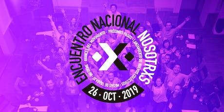 Encuentro Nacional Nosotrxs boletos