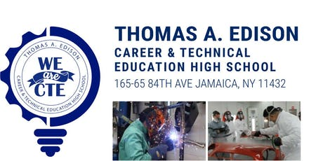 Thomas A. Edison Career and Technical Education High School Open House  tickets