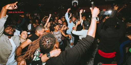 AFROLITUATION NEW YORK: LA's Biggest Afrobeat Experience Party