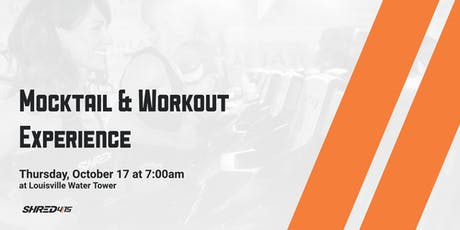 MOCKTOBER - Mocktail and Workout Experience tickets