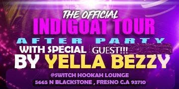 The INDIGOAT Afterparty with Yella Beezy