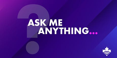 Ask Me Anything - English Sessions tickets