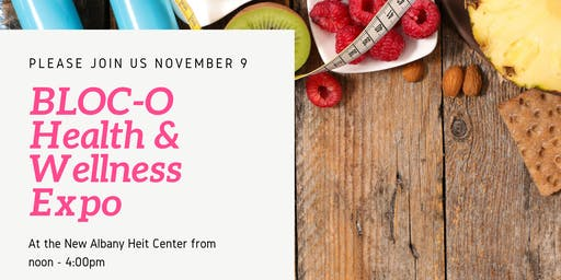 BLOC-O Health and Wellness Expo