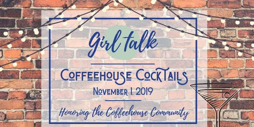 Coffeehouse Cocktails