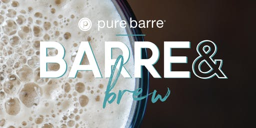 Barre-toberfest at Tradition Brewing Company!