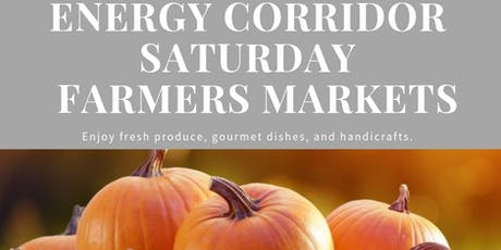 Energy Corridor Farmers Market tickets
