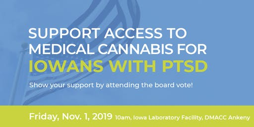 Med. Cannabis Board Meeting: PTSD Vote