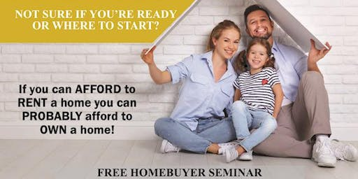 Free Homebuyer Event