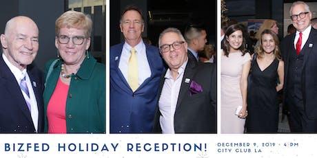 BizFed's Holiday Reception tickets