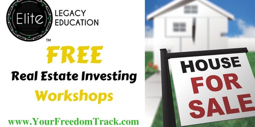 Free Real Estate Investing Workshops by Legacy Education