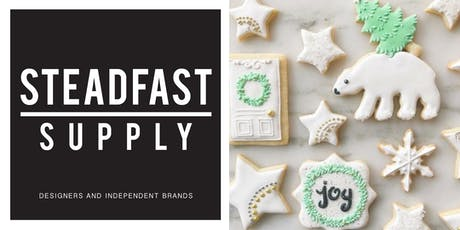 COOKIE DECORATING WORKSHOP, HOSTED BY MEGHAN BAKES tickets