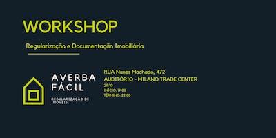 3 ° Workshop Regularização e Documentação Imobiliária