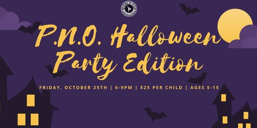 Parents' Night Out: Halloween Party Event