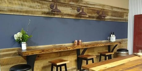 FREE Event: Reclaimed Wood Walls, Fireplace Surrounds, Mantels, Barn Doors tickets