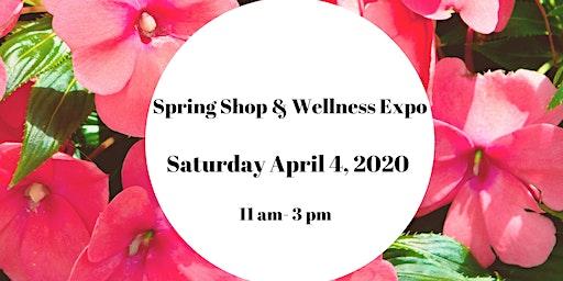 Spring Shop & Wellness Expo Vendor