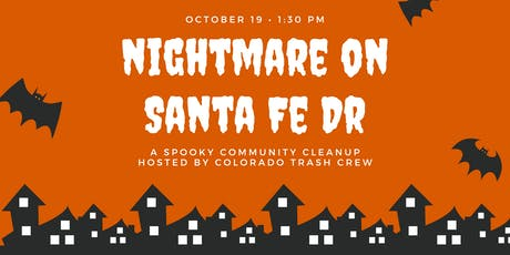 Nightmare on Santa Fe Dr tickets