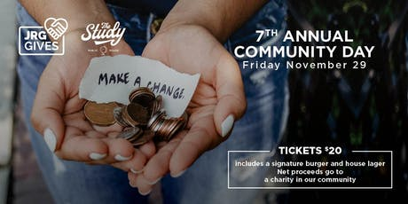 7th Annual Community Day at The Study Public House tickets