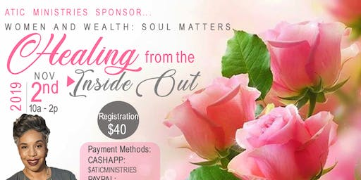 Soul Matters: Healing from the Inside Out