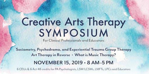 Creative Arts Therapy Symposium