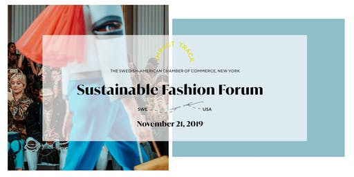 Impact Track: Sustainable Fashion Forum