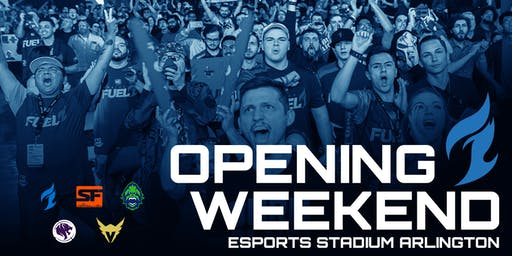Dallas Fuel - Overwatch League 2020 Opening Weekend