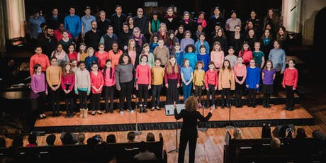 Every Voice Choirs' Community Concert for Dr. Martin Luther King Day 2020 tickets