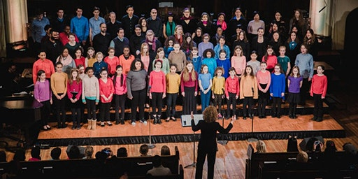 Every Voice Choirs' Community Concert for Dr. Martin Luther King Day 2020