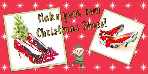 Christmas Shoe Makeover Workshop