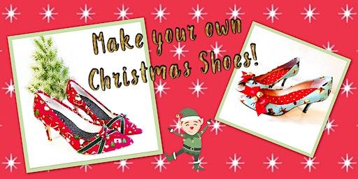 Christmas Shoe Makeover Workshop