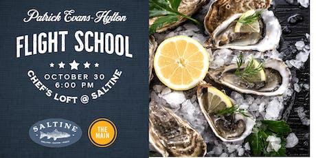 Oyster Flight School tickets