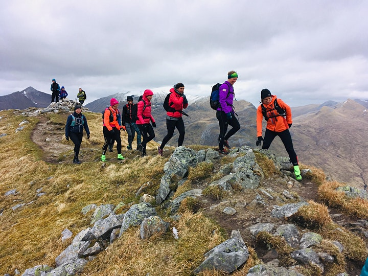 Introduction to Skyrunning, Snowdonia image